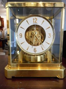 Atmos Clocks Early 1950s Jaeger Lecoultre Atmos image #1