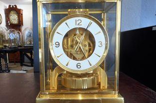 Atmos Clock Maintenance