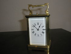 French Carriage Clock Maintenance image #1