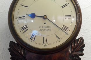 English Dial Clock Maintenance