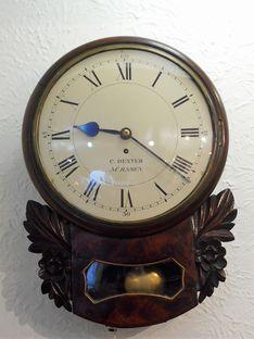 English Dial Clock Maintenance image #1