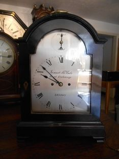 Bracket Clocks Circa 1820 Century James McCabe - Royal Exchange, London image #1