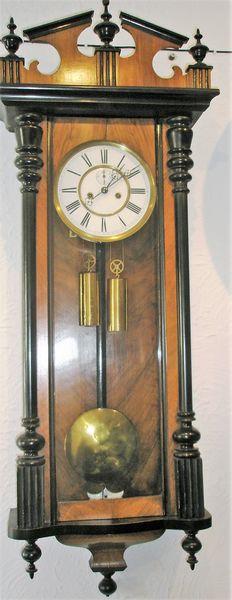 Vienna Regulator Maintenance City Clocks